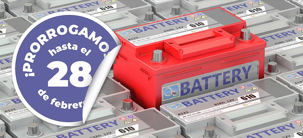 AMAC oferta bateria 2020 prorrogamos