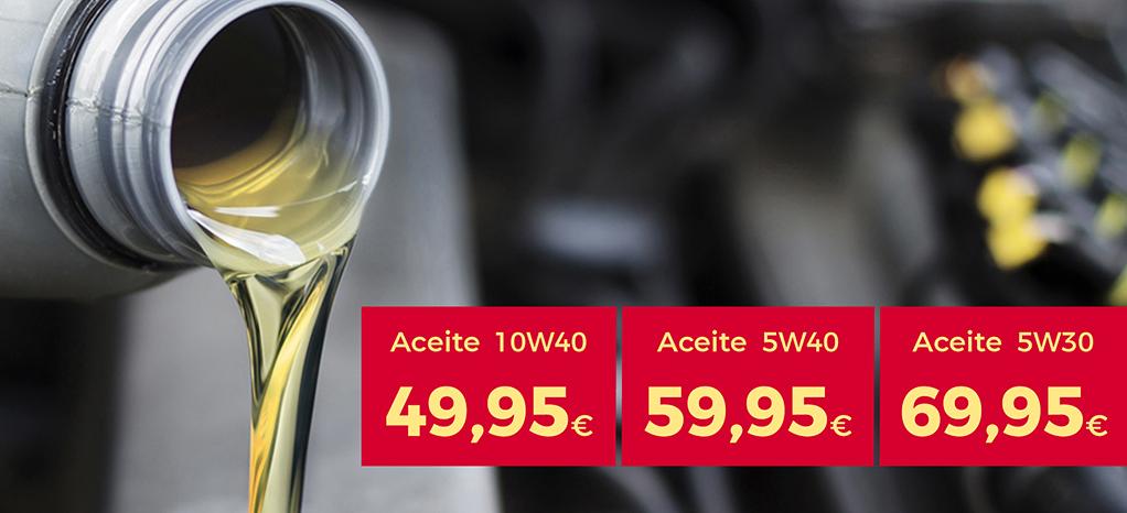 AMAC oferta especial renueva ahora el aceite 2020