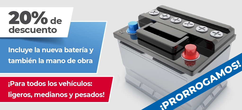 AMAC oferta bateria 2021 prorrogamos